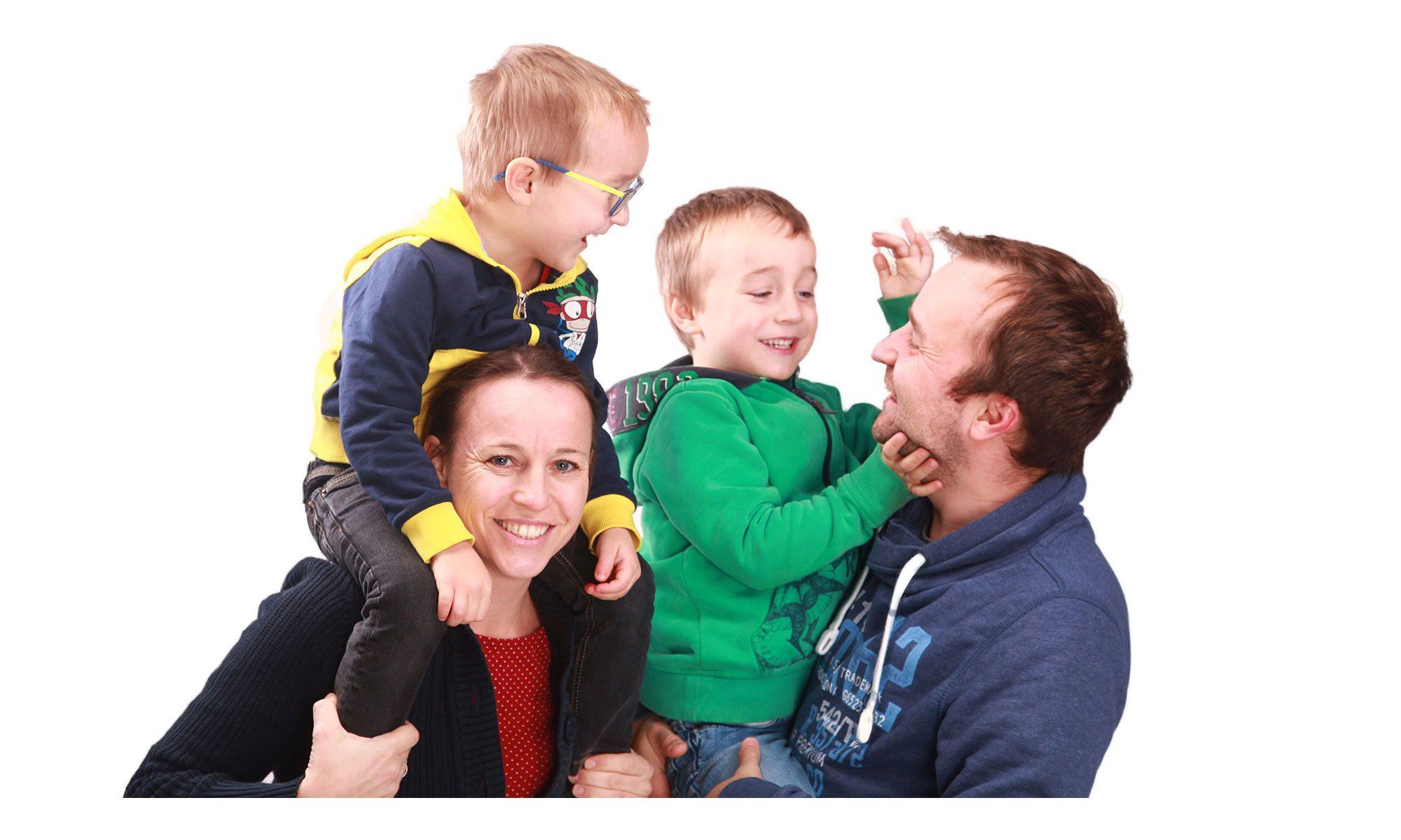 Familie Krainer